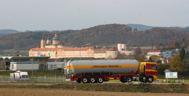 Maierhofer Baustofftransporte